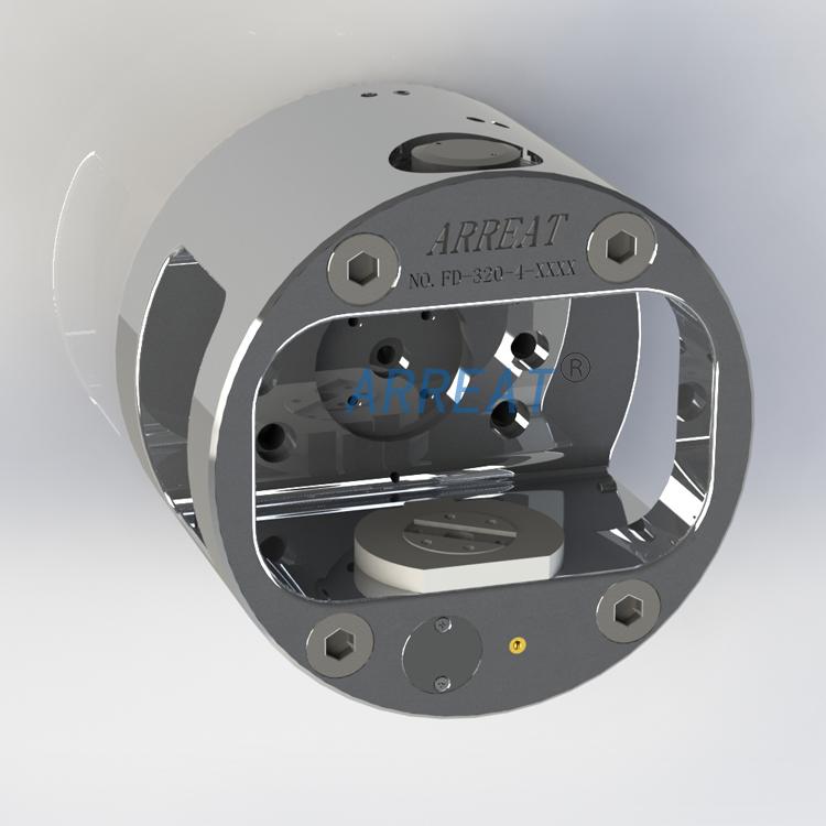 高精度全自动分度卡盘 FD-320-4