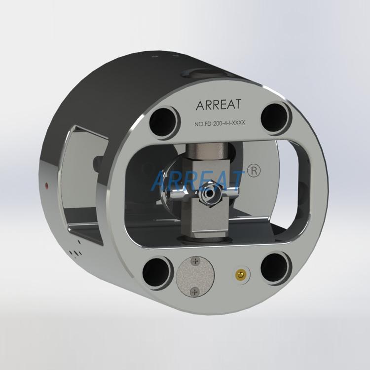 高精度全自动分度卡盘 FD-200-4